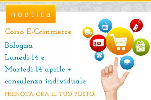 Corso E-commerce Bologna