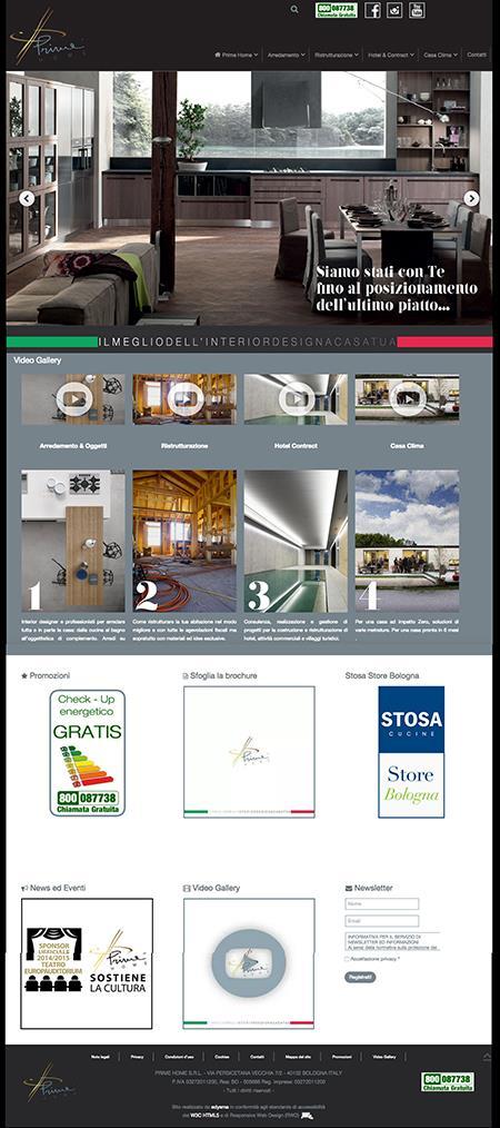Vecchia Home Page Prime Home