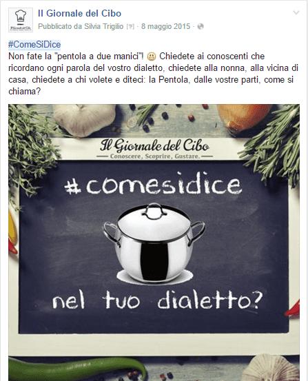 ComeSiDice