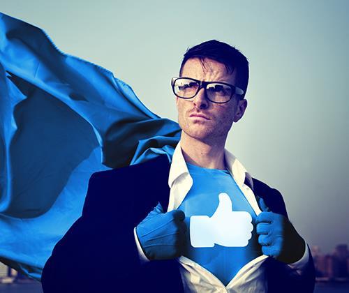 supereroe social