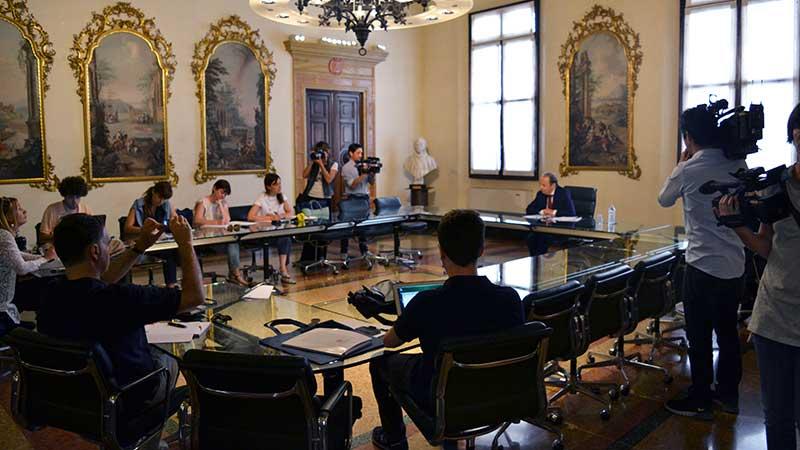 Conferenza stampa Carisbo