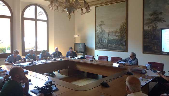 Conferenza stampa Fondazione Carisbo