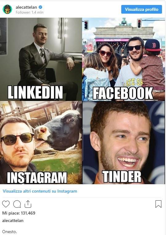 contenuti instagram