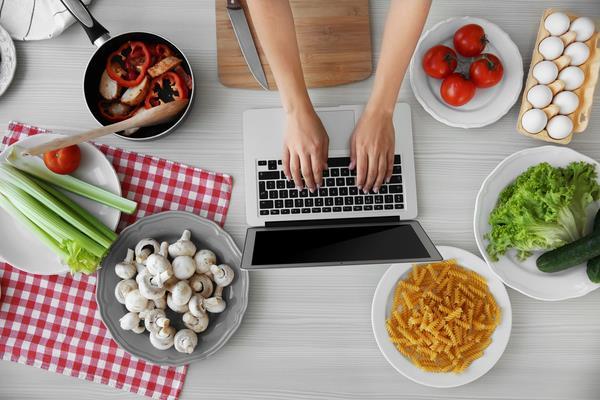 Trovare argomenti per un food blog