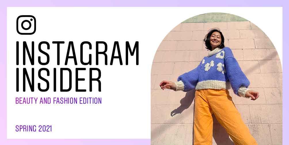 La copertina di Instagram Insider, Aprile 2021