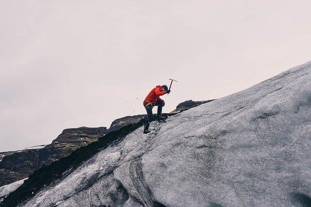 Montagna da scalare Marketing Sanitario